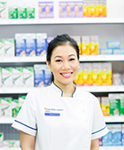 Diana Chau (B.Pharm., AACPa, MPS, MPCCA)