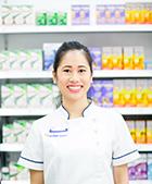 Jessica Nguyen (BPharm (hons), BSc, MPCCA)